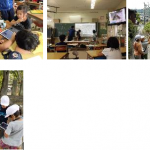 加茂小学校HP30年度・学年より/大切なものを守れるように(3年)