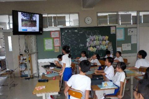 防災教育を中心とした実践的安全教育総合支援事業の取組について -児童が自ら考え行動できる能力を養うための取組- (長野市立加茂小学校 )